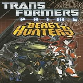 Transformers Prime: Volume 1: Beast Hunters Books