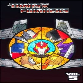 Transformers: Volume 5: Chaos Theory Books