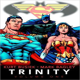 Trinity: Volume 1 Books