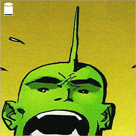 Twisted Savage Dragon Funnies Books