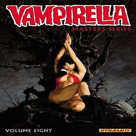 Vampirella Masters Series: Volume 8: Mike Carey & More Books
