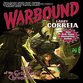 Warbound (Signed limited ed) Books