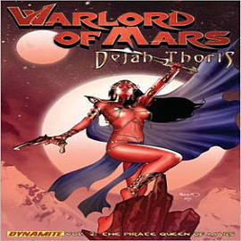 Warlord of Mars: Dejah Thoris: Volume 2: Pirate Queen of Mars Books