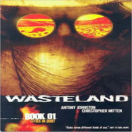 Wasteland: Cities in Dust: Bk. 1: Cities in Dust Books
