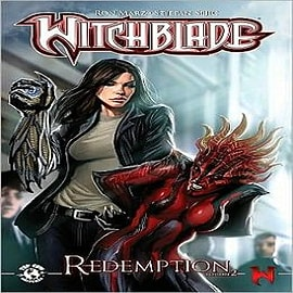 Witchblade Redemption: Volume 2 Books