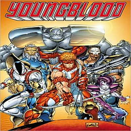 Youngblood: v. 1 Books