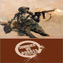 Zombies vs. Robots Aventure Books