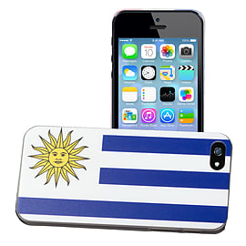 Samsung Galaxy S4 National flag case - Urguay Mobile phones