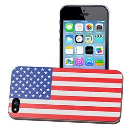 Samsung Galaxy S4 National flag case - USA Mobile phones