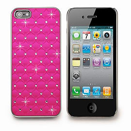 iPhone 5C Twinkle Star case - Hot Pink Mobile phones