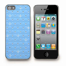iPhone 5C Twinkle Star case - Light Blue Mobile phones
