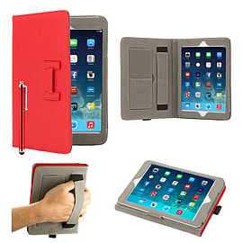 iPad 2/3/4 Hermes design case - Red Tablet