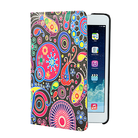 iPad 2/3/4 360 Design book case - Jellyfish Tablet