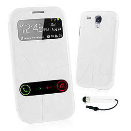 Samsung Galaxy S3 S-View window case - White Mobile phones