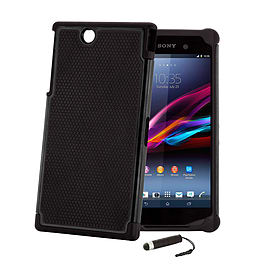 Sony Xperia Z Ultra Dual-layer shockproof case - Black Mobile phones