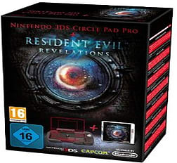 Resident Evil: Revelations + Circle Pad 3DS