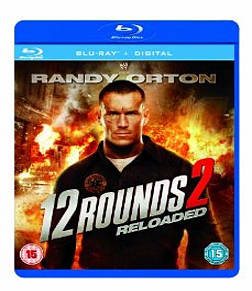 12 Rounds 2: Reloaded + UV Copy Blu-ray