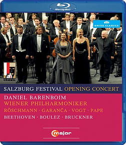 2010 Salzburg Festival Opening Concert Blu-ray