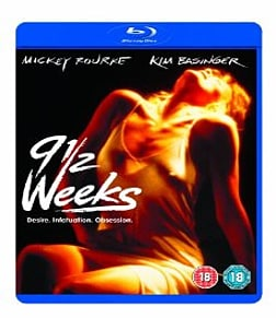 9 1/2 Weeks Blu-ray