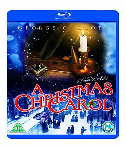 A Christmas Carol 20th Century Fox Blu-ray