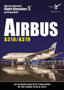 Airbus A318/319 PC