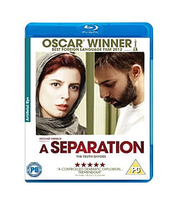 A Separation Blu-ray