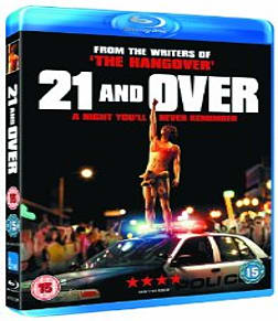 21 And Over Blu-ray