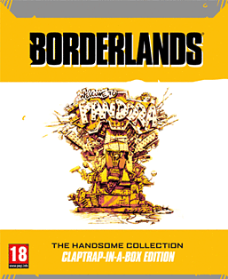 Borderlands: The Handsome Collection - Claptrap-in-a-box-Edition - Only at GAME.co.uk Xbox One