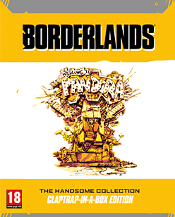Borderlands: The Handsome Collection - Claptrap-in-a-box-Edition - Only at GAME.co.uk PlayStation 4