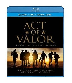 Act of Valor Blu-ray + DVD Blu-ray
