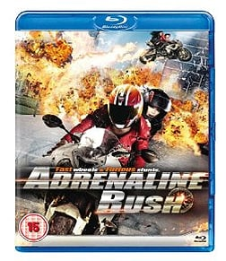 Adrenaline Rush Blu-ray