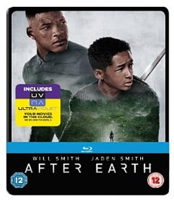 After Earth - Limited Edition Steelbook Blu-ray
