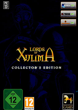Lords of Xulima Special Collector's Edition PC Games