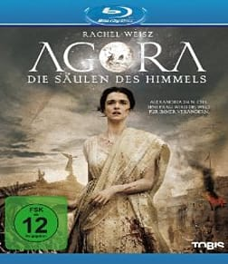 Agora - Die Sulen des Himmels [Agora - The Pillars of Heaven] Blu-ray