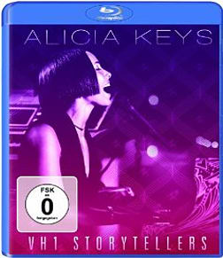Alicia Keys: VH1 Storytellers Blu-ray