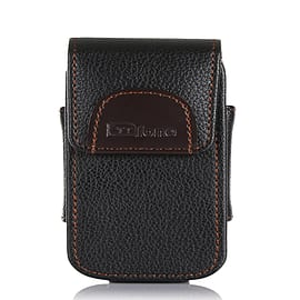 TTfone Premium Holster Case - High Quality with belt clip for TTfone Mobile Phones - Dual (TT129) Mobile phones