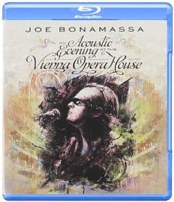 Joe Bonamassa: An Acoustic Evening at the Vienna Opera House Blu-ray