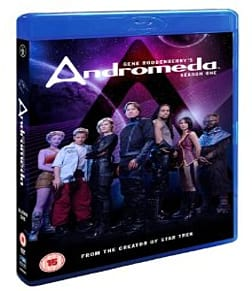 Andromeda - Season 1 [UK BD] Blu-ray