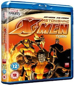 Astonishing X-Men: Torn Blu-ray