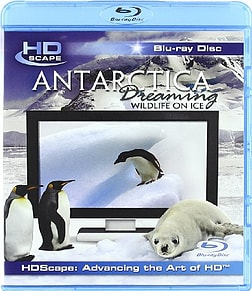 Antarctica Dreaming - Wildlife On Ice Blu-ray