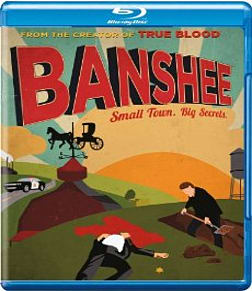 Banshee - HBO Season 1 Blu-ray