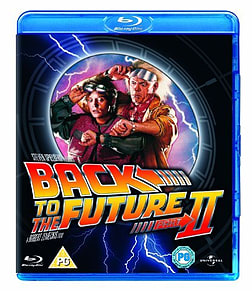 Back to the Future: Part 2 Blu-ray