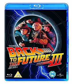Back to the Future: Part 3 Blu-ray