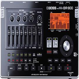 Boss BR-800 Digital Recorder Instruments