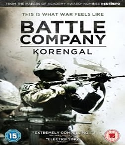 Korengal Blu-ray