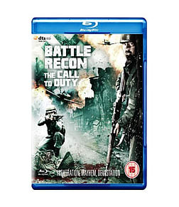 Battle Recon - The Call to Duty Blu-ray