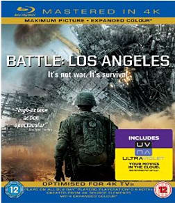 Battle: Los Angeles 4K + UV Copy Blu-ray