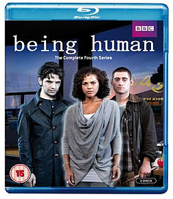 Being Human - Series 4 Blu-ray