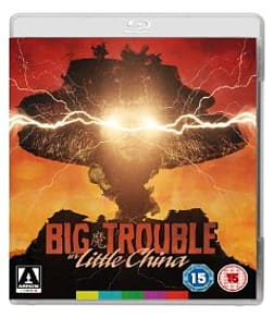 Big Trouble In Little China Blu-ray
