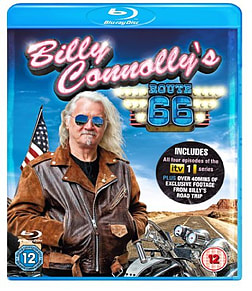 Billy Connollys Route 66 Blu-ray